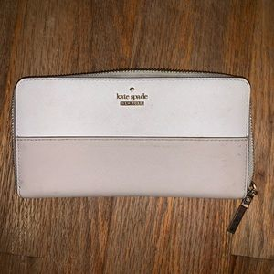 Kate Spade Two-Tone wallet